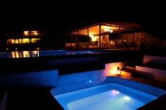 Starfloor plunge pool