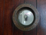 clock thru porthole