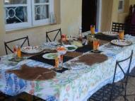 FW Dining al fresco