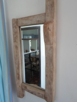 mirror to kitchen