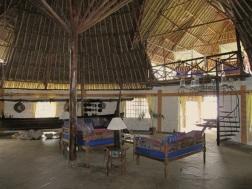 seating bar and upstairs