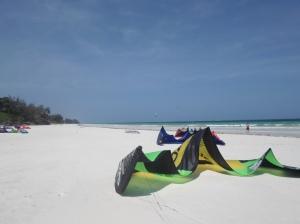 Galu Kite Beach 2