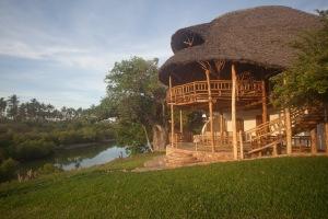 Villa on River