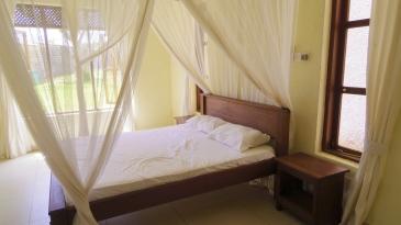 A bedroom back