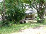 cottage from garden