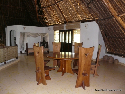 seating upstairs
