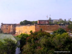 Fort Jesus view