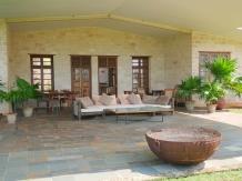 large pot to verandah