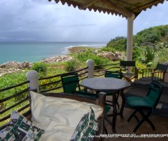 verandah to south