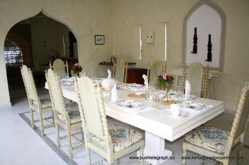 Dining room Baumontia