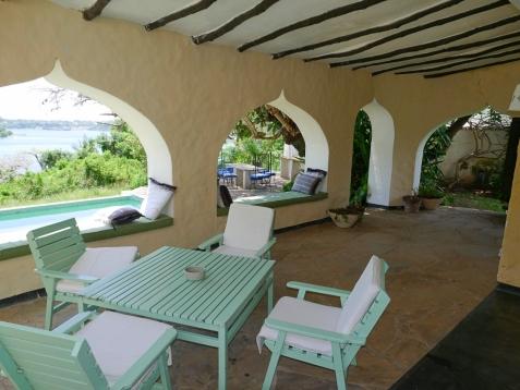 verandah length