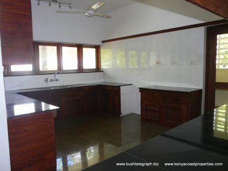 Kitchen to dhobi