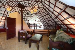 villa upstairs