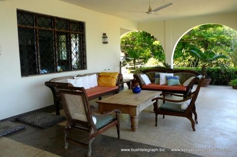 verandah north