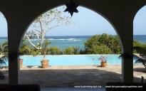 verandah to pool sea