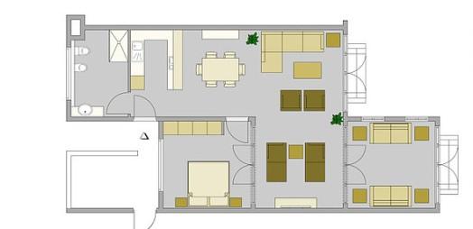 Suite B offset ground floor 2