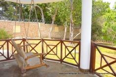verandah swing seat