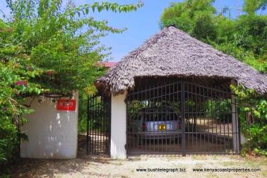 carport entrance