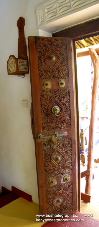 Swahili Arab door