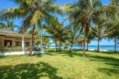 verandah to beach