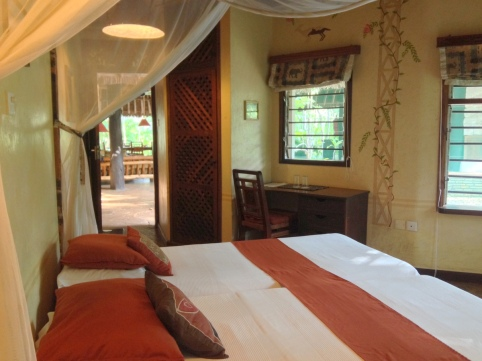 Fish eagle standart room 2 beds