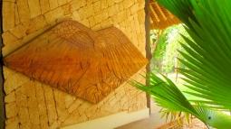 fish eagle wall