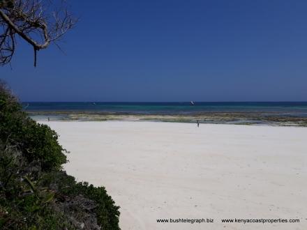 Kilifi Bofa from beach access