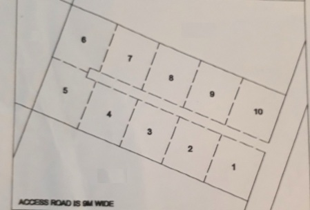 map of plot 2