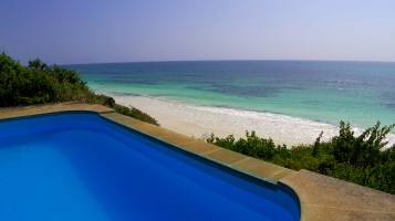 pool beach sea
