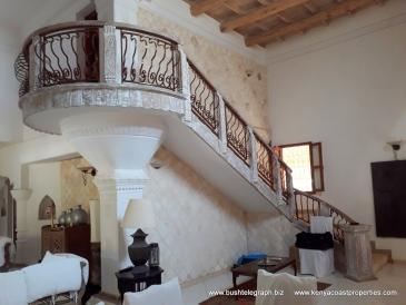 stairs to romeo