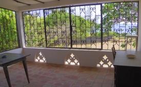 verandah upstairs