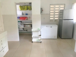 kitchen to store