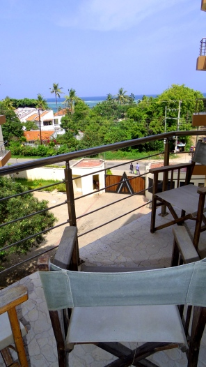 ocean view from bedroom