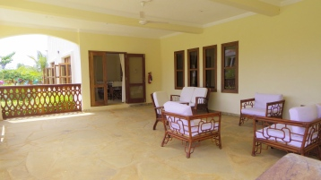 Villa verandah