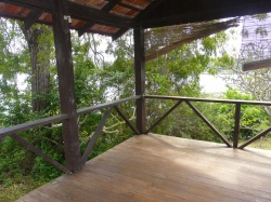 verandah to creek