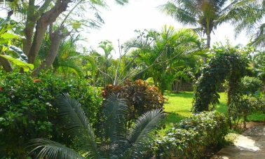 gardens green