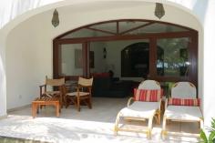 verandah from front