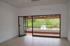 single office frontage