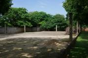 Tennis court base