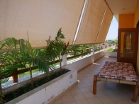 terrace from sitting room