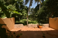 lodge room terrace