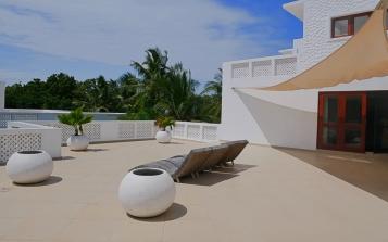 terrace to sky