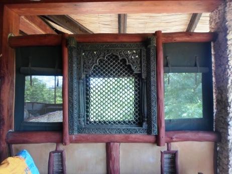 textures with window