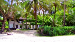 house from beach