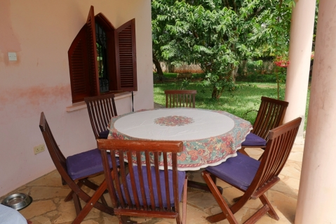 verandah down