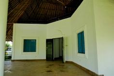 verandah with top