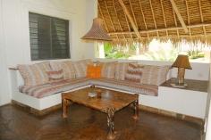 Pool cottage 1 sitting