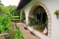 verandah from outside