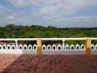 terrace to view