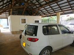 carport and store